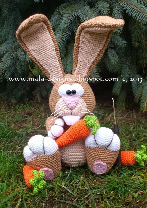187 best My Mala Design images on Pinterest | Crochet animals ...