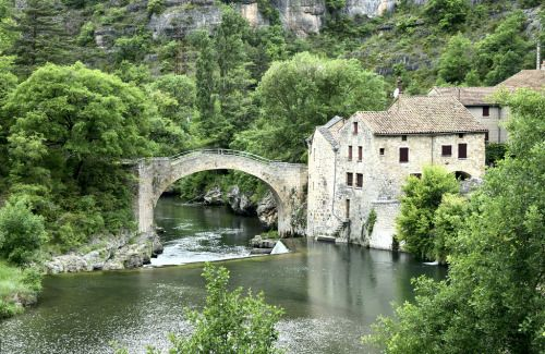 Gorges du Tarn, France (by Patrick Demory)