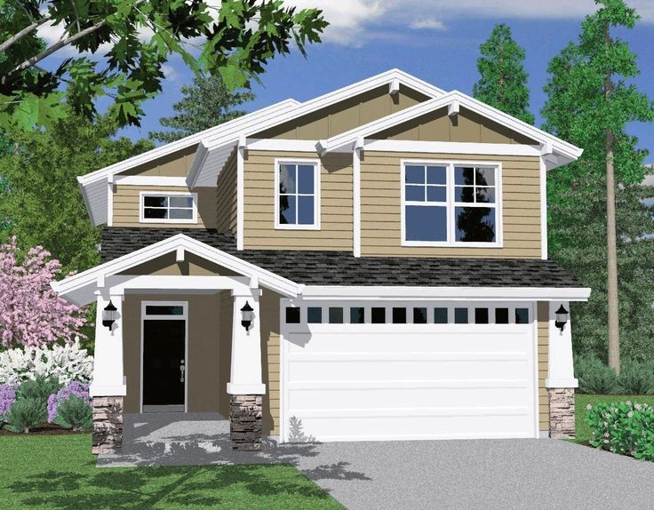 Arts and crafts carriage house plans for Carriage house flooring