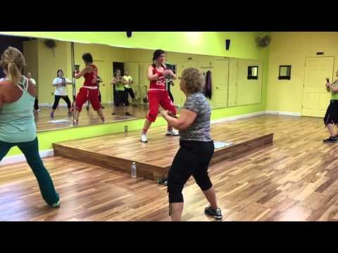 Zumba Toning: Wine It Up - YouTube