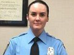 Virginia cop Ashley Guindon shot dead after domestic disturbance | Daily Mail Online