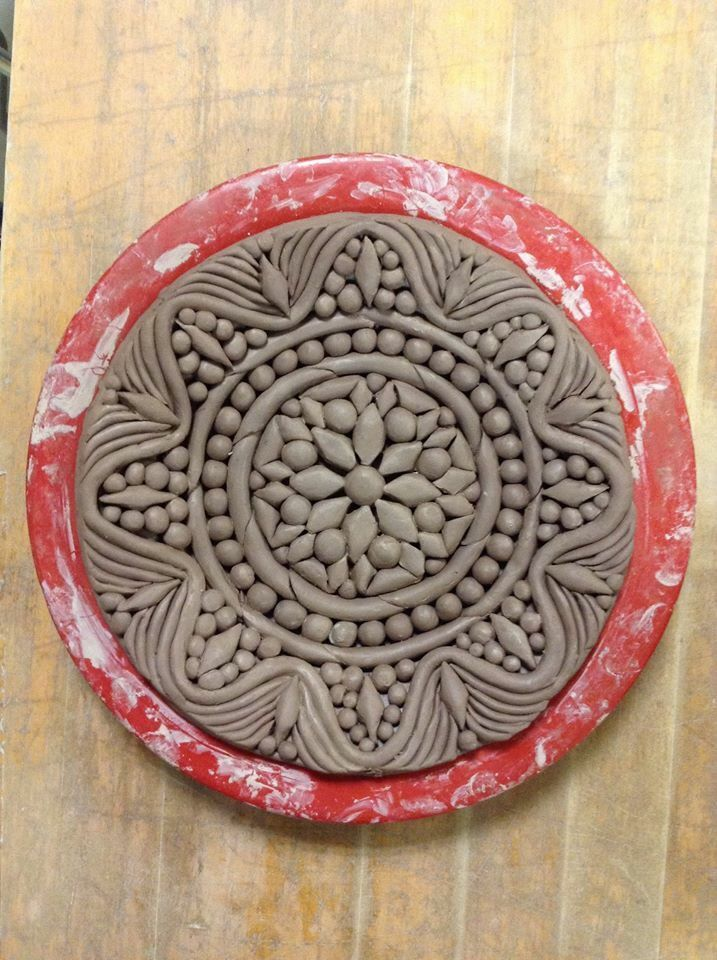 17 best images about decorative coiling on pinterest for Pottery designs with clay