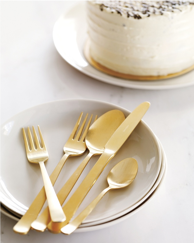 17 best images about things i love wishlist on pinterest grill pan gift guide and anthropologie - Almoco flatware ...