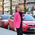 Touch of pink  , Zara em Blazers, Blanco em Camisas/Blusas, Primark em Leggings, Parfois em Sapato baixo/sem salto