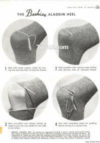 30 FREE sock knitting patterns