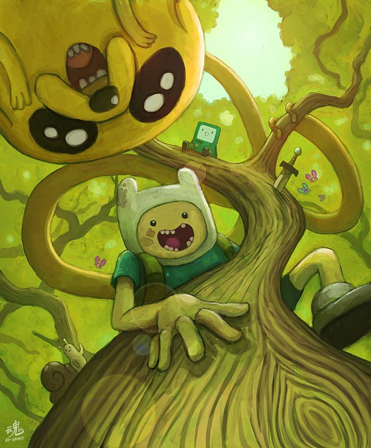 Adventure Time...pure awesomeness