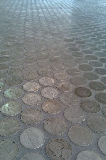1000 Ideas About Penny Flooring On Pinterest Pennies