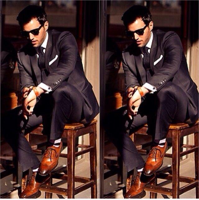 Private Brand Mens Oxford formal de cuero auténtico boda casualshoes tamaño, color Negro, talla 46 EU / 12 UK