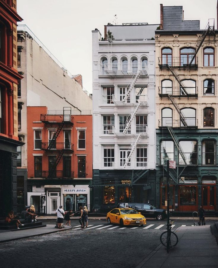 Views from Soho 👀 It was another fun day hanging out with #soho# manhattan #nyc