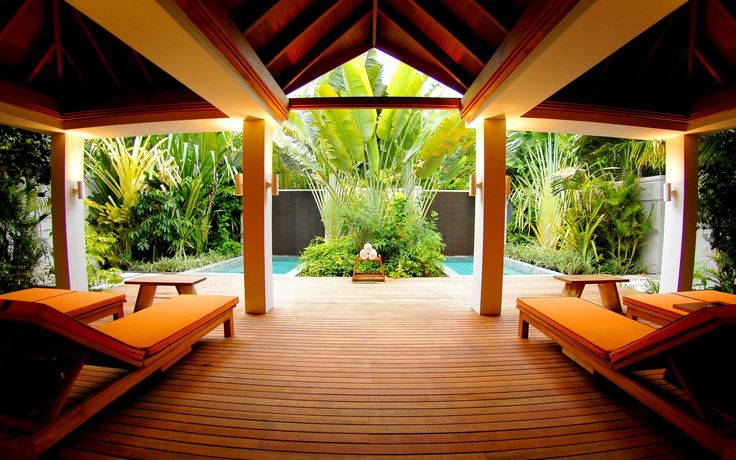 Wallpaper Hotel Rezonabil In Maldive