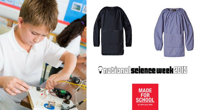 Are you ready for National Science Week?  We've got info and activities for you on today's blog - Natalie