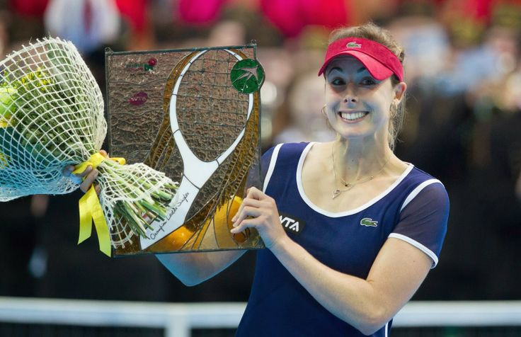 Tennis Moods: Cornet Wins Marathon in Poland