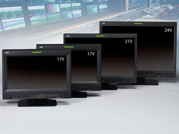 "proNEWS.kr: JVC, 명암비 1500:1의 액정 멀티 포맷 모니터""DT-V""시리즈 4모델을 출시"
