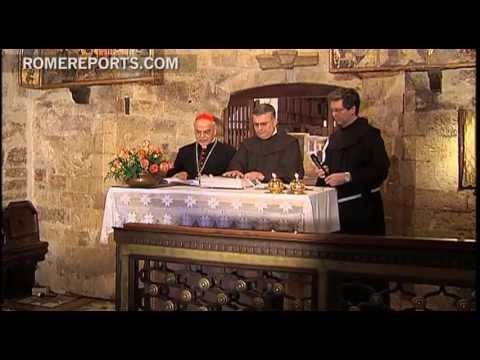 http://www.romereports.com/palio/rodriguez-carballo-el-nombre-del-papa-francisco-incluye-un-proyecto-de-vida-y-un-programa-de-accion-spanish-9772.html#.UW02lLV7IVU Rodríguez Carballo: El nombre del Papa Francisco incluye un proyecto de vida y un programa de acción