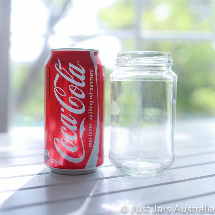40 glass jars without lids - Overstock bulk buy bargain!