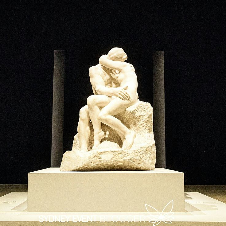The Kiss (Le baiser) 1901-04 by Auguste Rodin. This sculpture is part of Nude: Art from the Tate Collection London and will be exhibited at the Art Gallery of NSW until 5 February 2017.