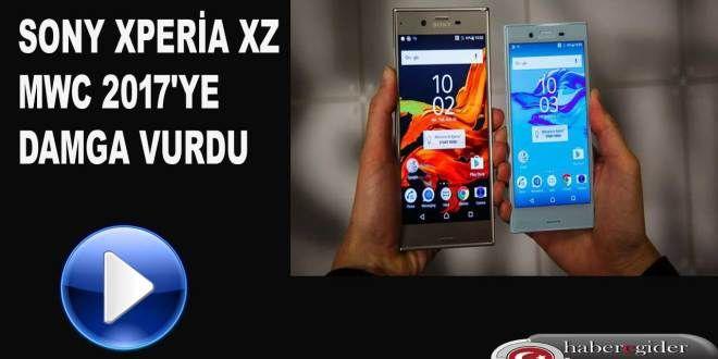 Sony,Xperia XZ Premium Akıllı Telefonunu Ve Diğerlerini MWC 2017'de Tanıtıma Sundu