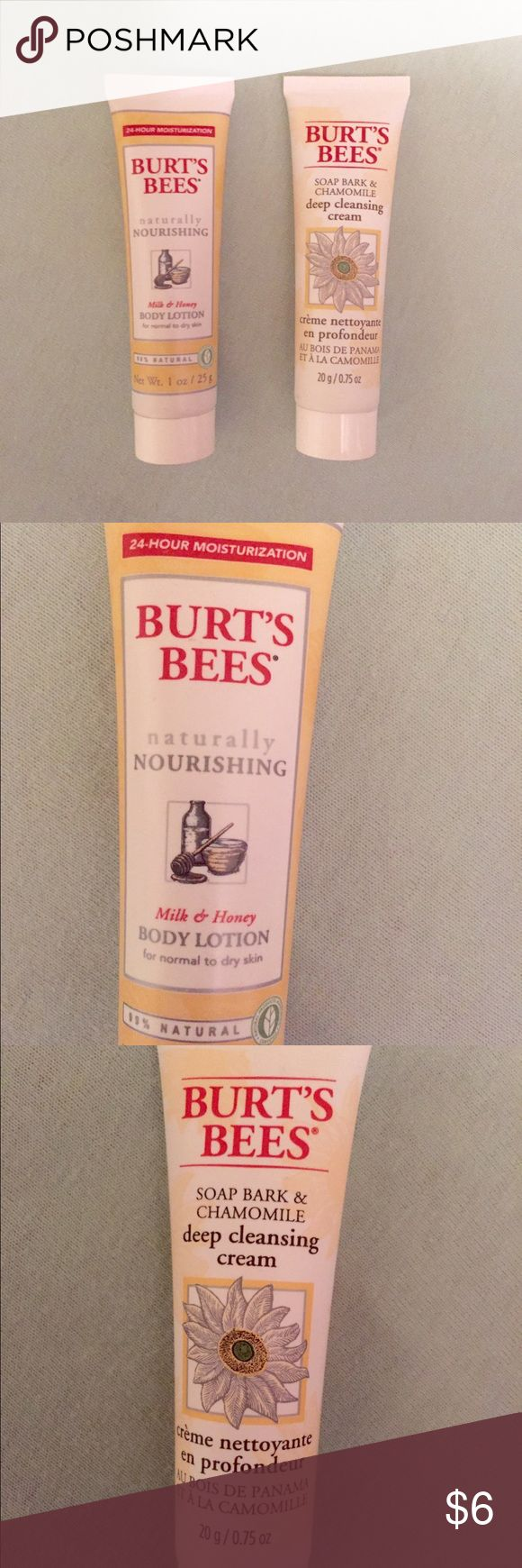 Soap Bark And Chamomile Deep Cleansing Cream by Burt's Bees #10
