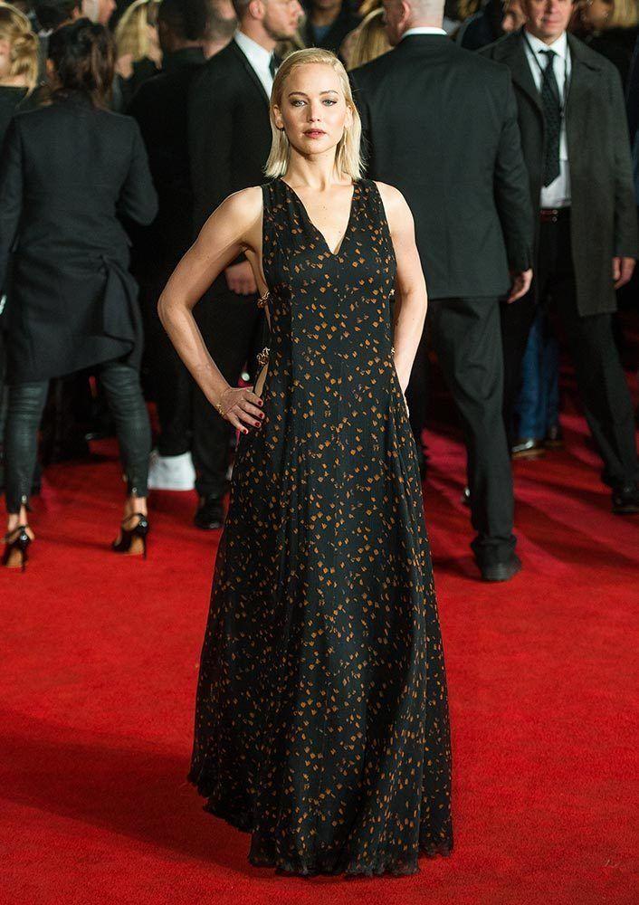 Jennifer Lawrence's Style File
