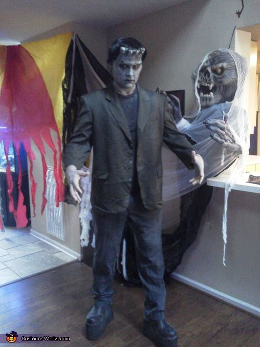 1000+ ideas about Frankenstein Costume on Pinterest ...