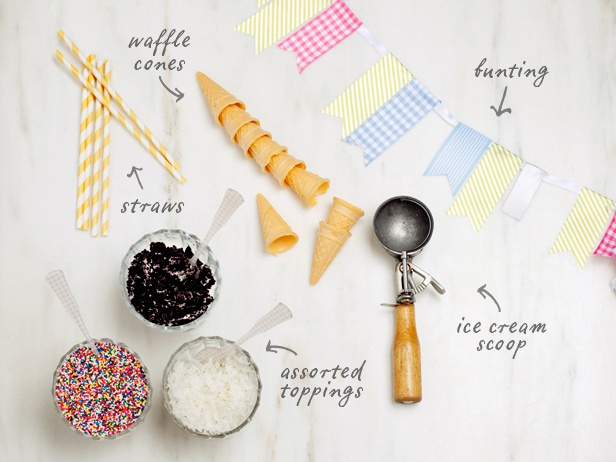 5 Things You Need to Throw an Ice Cream Social Party #partyinfiveIce Cream Party, Icecream Social, Ice Cream Social, Food Blog, Bridal Shower, Parties Ideas, Social Parties, Cooking Channel, Cream Parties