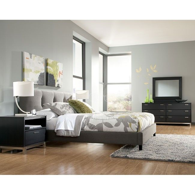 12 best metro modern by ashley furniture images on pinterest bedroom suites bathroom sets and for Ashley furniture bedroom suites