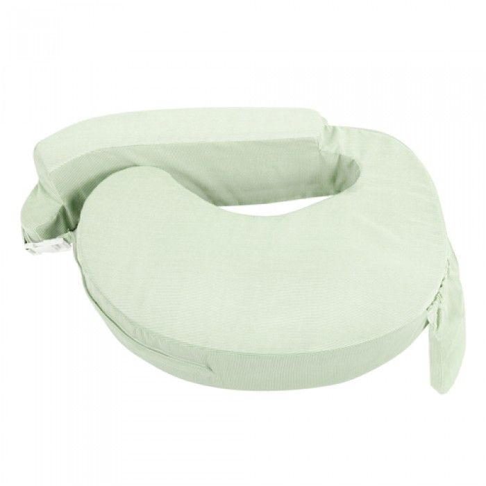 Baby Breast Feeding Support Memory Foam Pillow - Green