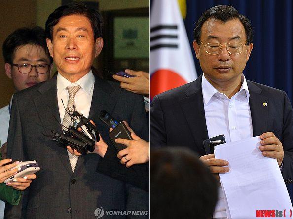 이명박 정권을 소환한 박근혜 정권, 개인비리와 국민을 속인 것 사이의 취사 선택.