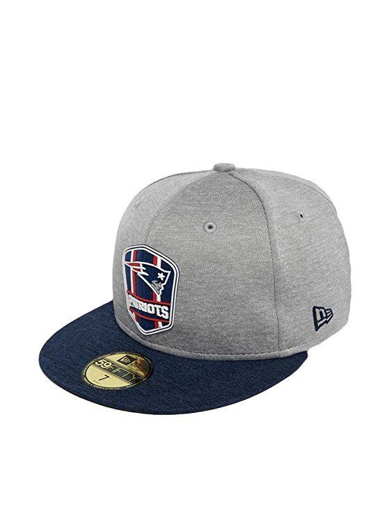 New Era 59Fifty Cap - NFL Sideline Away New England Patriots 9b28e23362