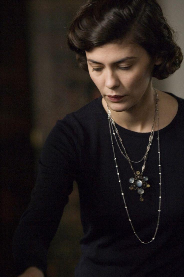 iloveaudreytautou:    Audrey Tautou as Gabrielle Chanel: Coco Avant Chanel