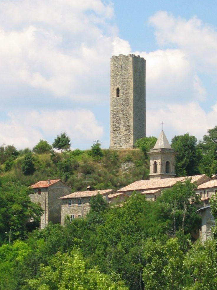 Pennabilli, il borgo di Bascio