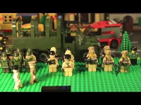LEGO Vietnam war film / Лего Вьетнамская война - YouTube