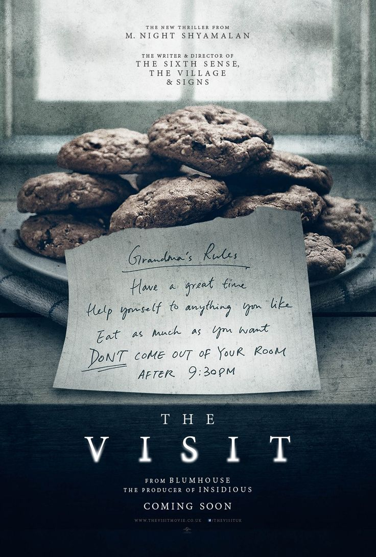 Return to the main poster page for The Visit