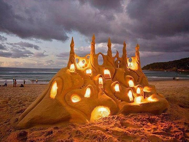 33 Best Sandcastles Images On Pinterest At The Beach Castles And