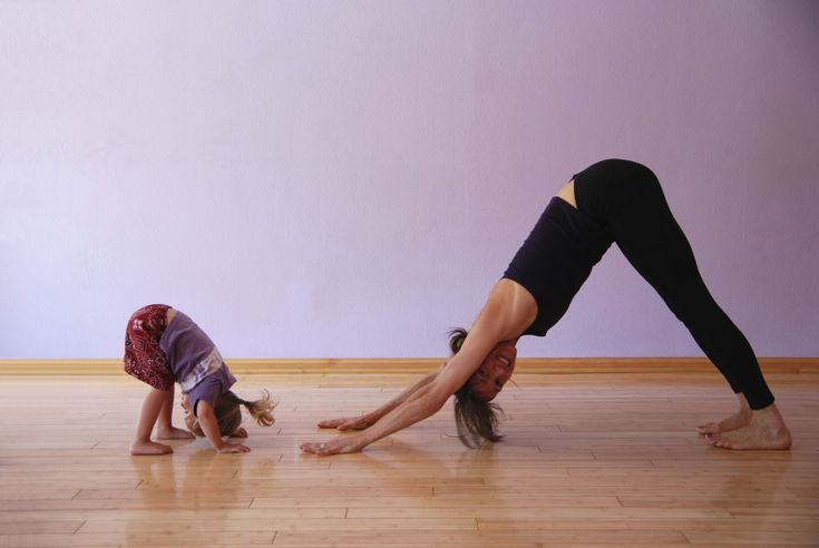 """8 Reasons to Try Toddler Yoga: Toddler yoga offers more than """"just"""" yoga."""
