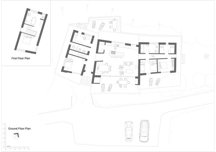 212 best images about plantas baixas on pinterest house for Crows nest house plans
