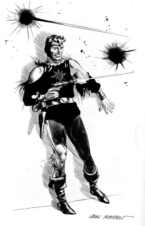 Flash Gordon by Gray Morrow