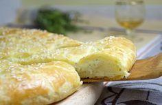 неимоверно вкусная ЛЕПЕШКА из творожного теста с сыром