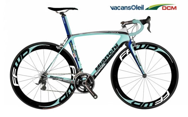 vacansoleil team bike, I love any celeste Bianchi