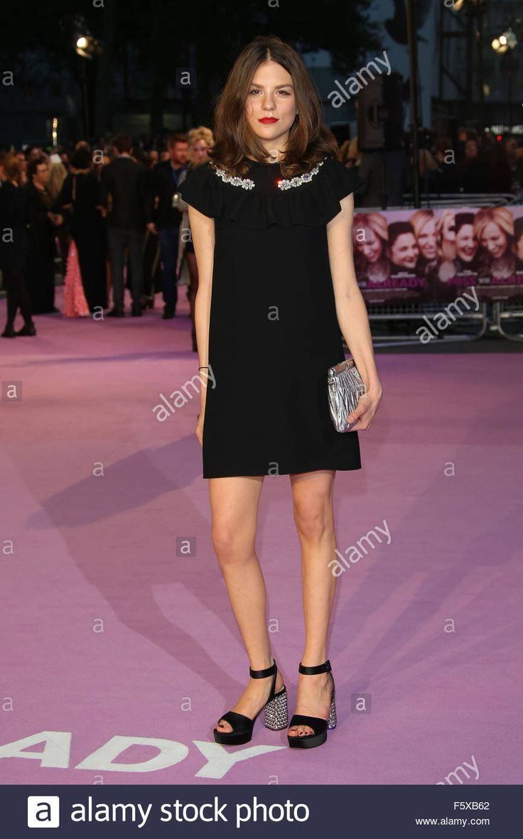 Miss You Already Premiere - Arrivals Featuring: Morgane Polanski Stock Photo, Royalty Free Image: 89704666 - Alamy