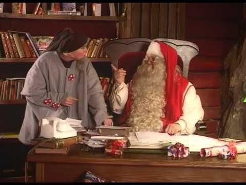 Joulupukin tontut - Joulupukki & tonttujen salaisuudet