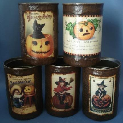 Prim candle containers crafting with cans pinterest for Decor 718 container