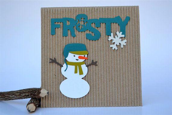 Christmas Cards  Handmade Greeting Card by TatianaCardsandMore, $5.00