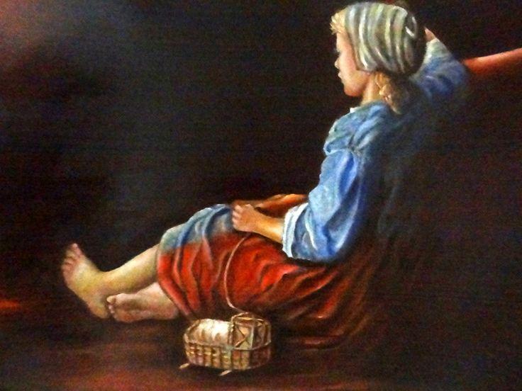 95 beste afbeeldingen over kunst van breda op pinterest india afrikaans en kunst - Schilderij kooi d trap ...