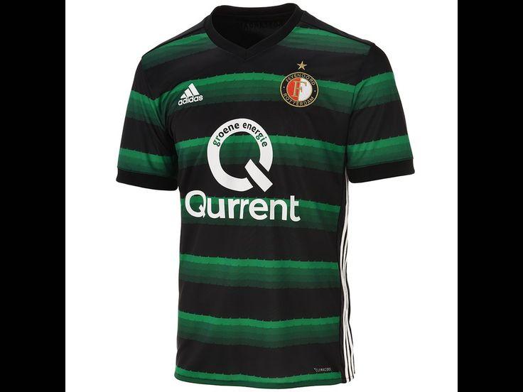 Feyenoord presenteert nieuwe uittenue 2017-2018 - Nieuws | Feyenoord.nl