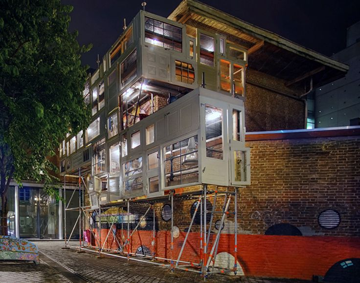 TOP 10 temporary structures 2014 designboom