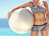 Du träumst von einem schön definiertem Bauch? Mit diesen Bauch-Weg-Übungen klappt es!