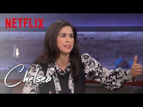 Power Women Sara Silverman and Cecil Richards (full interview)   Chelsea   Netflix