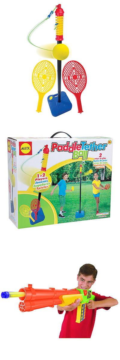 Tetherball 159080: Alex Toys Active Play Paddle Tether Ball -> BUY IT NOW ONLY: $40.99 on eBay!