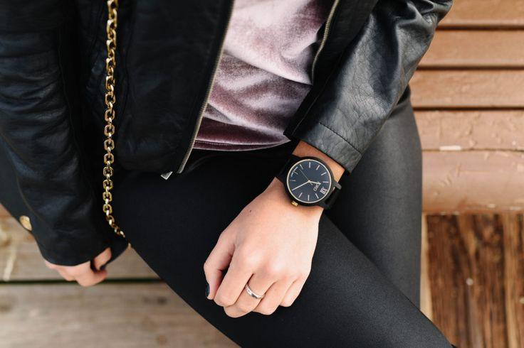 JORD Wood Watch #giftforher #giftforhim #woodwatch #jordwatch #coolwatch #valentinesday